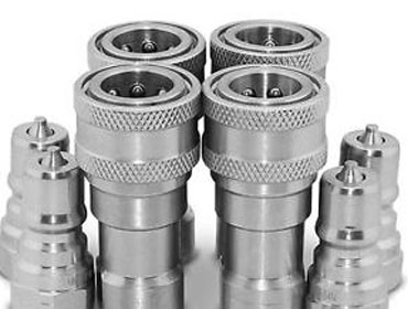 Double Shut Off pneumatic Coupling